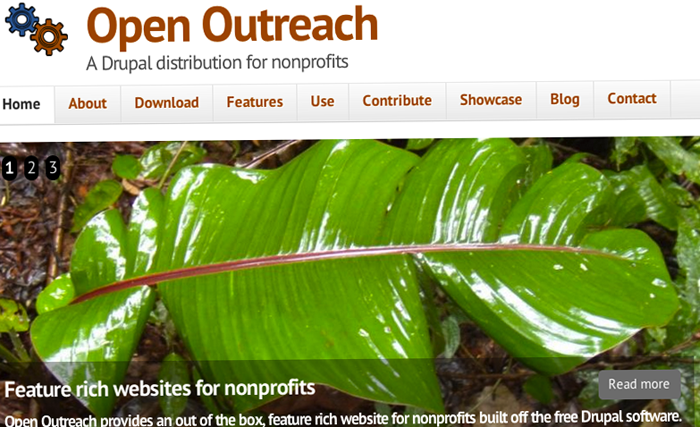 Open Outreach